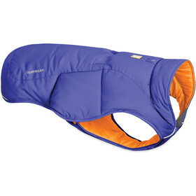 Ruffwear Quinzee Insulated Jacket huckleberry blue